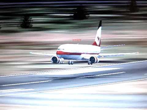 landing oran