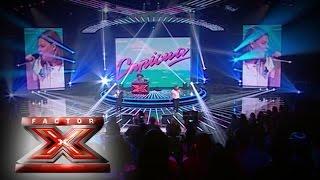 CAPICUA - FACTOR X - GALA 04 - 2014