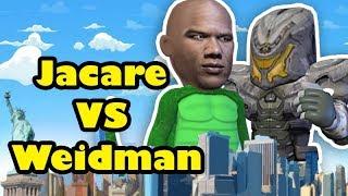 Jacare Souza VS Chris Weidman Pacific Rim Style UFC 230