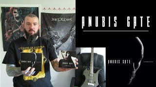 Anubis Gate: Covered in Black (Album Review)