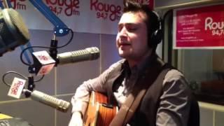 Maxime McGraw - Tu Verras (Live à Rouge FM Mauricie)