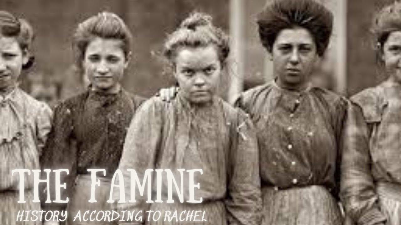 Irish Famine and Beyond
