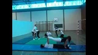 Ginástica Acrobática-12ºA
