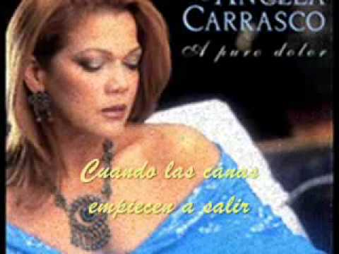 Carino Mio de Angela Carrasco Letra y Video