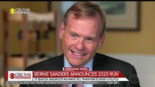 """Bernie: """"Most People"""" Would Say Democratic Party Has Moved Leftward, Adopted My Radical Ideas"""