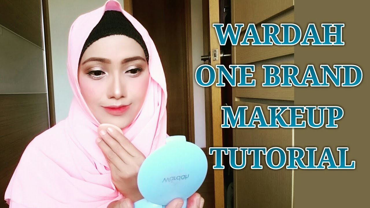 Download Wardah One Brand Makeup Tutorial Makeup Simple Ida Elfarida Youtube Youtube Thumbnail Create Youtube