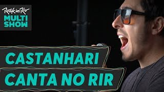 Rock in Rio | Felipe Castanhari canta Red Hot Chili Peppers