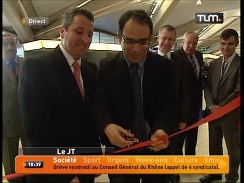 Air Algérie lance Lyon — Tlemcen
