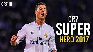 Cristiano Ronaldo • Superhero 2017 | Magic Skills Show | 1080p HD
