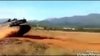 Tankı kanatlandıran TÜRK !!! TURKISH ARMY (BOZKURTLAR)