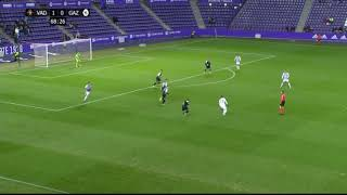 REAL VALLADOLID 1-0 GAZ METAN MEDIAS