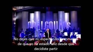 "PHIL COLLINS ""Tears of a clown"" (LIVE, 2010) subtitulado al español"