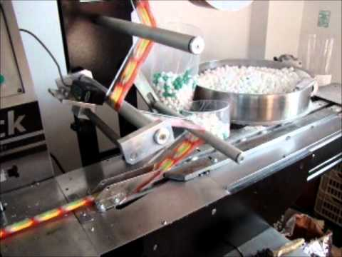 Sakız Paketleme Makinası (Yatay Ambalaj Makinası) ElitPack
