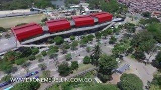 Drone Medellin - Video Promocional 2016