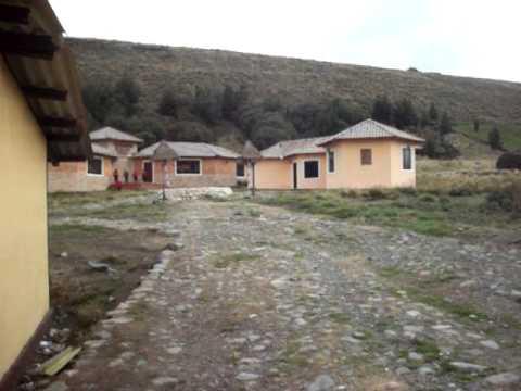 Recreo en el Internado Mira. Río Colorado. Ecuador. DIC-2010