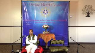 DHC Reiki Raja Yoga Distance Healing Experiment part 2