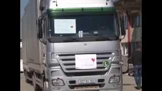 Kreće konvoj humanitarne pomoći