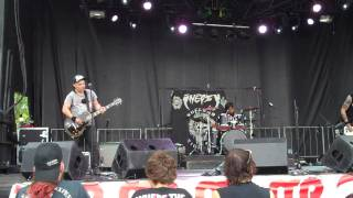 inepsy - Who's Next - Montebello Rockfest June 19th