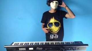 KORG Krome VS KORG M50 Full Keyboard Solo