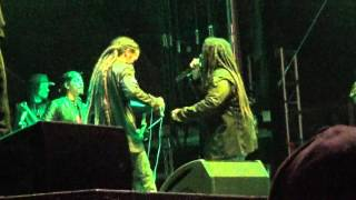 Stephen Marley Damian Marley Jah Army Live @ Bay Area Vibes