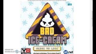 BAD Ice-cream (y8 game)