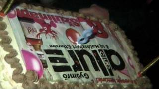 LIVE @ ANTONYO, LAUER, Dragon S, Roberto / CLUB ALLURE 8. SZÜLETÉSNAPI MEGAPARTY (2011.10.08.