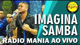🔴 Radio Mania - Imaginasamba - Me Assume ou Me Esquece