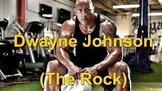 Dwayne Johnson (Rob Bailey and The Hustle Standard - Hold Strong)♪