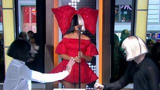 Sia - Reaper [LIVE GMA PERFORMANCE]