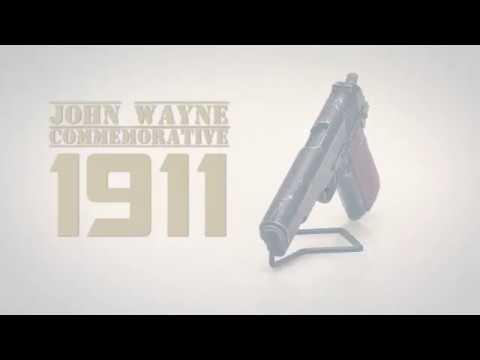 Video: John Wayne 1911 CO2 Air Pistol | Pyramyd Air