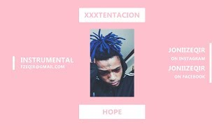 XXXTENTACION - HOPE (Instrumental)