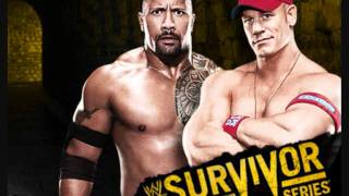 WWE WM 28 & Survivor Series 2011 Official Theme Song w/download link