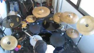 Charlie rmz - Sean Kingston (Shawty's like a melody in my head)- Drum Cover
