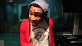 Troy From community Freestyle - Childish Gambino