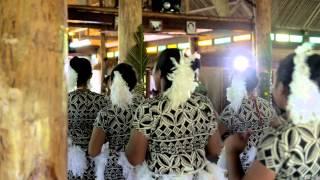Samoan Dance & Song Performance - Lotofaga Village @ Vai Villa Samoa