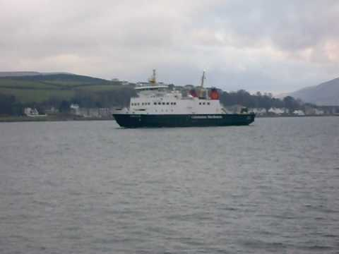 Isle of Bute Ferry