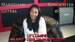 Upcoming Heart-Beats Interview - Mariechan Luiters - Singer & Songwriter (Jamali - Pop Stars)