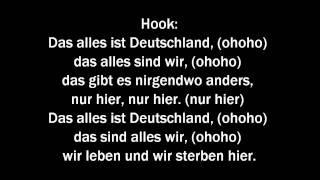 Fler feat. Bushido - Das alles ist Deutschland [Lyrics]