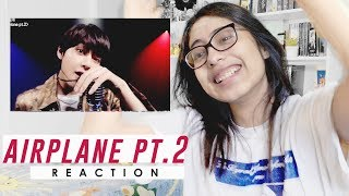 BTS (방탄소년단) - Airplane pt.2 @BTS COMEBACK SHOW Reaction