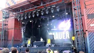Baauer - Live at Parklife, Manchester 2015