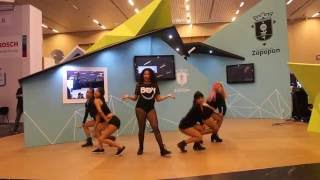 4MINUTE - 미쳐(Crazy) Campus Party, Dance Cover [G.B.D REPUBLIC]
