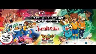 Inazuma Eleven GO Chrono Stones - Tournament (Live League)