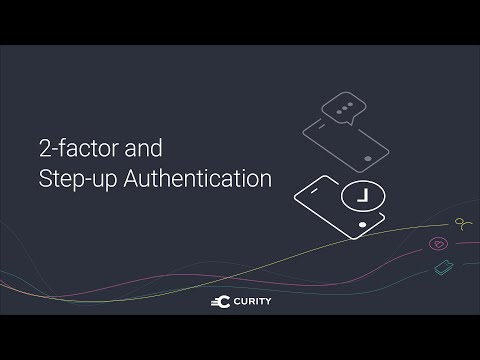 2-Factor and Step-up Authenticaiton