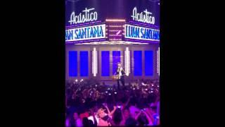 DVD Acústico Luan Santana - Chuvas de Arroz