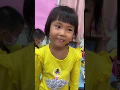 孩子能用閩南語表述生活經驗 - YouTube