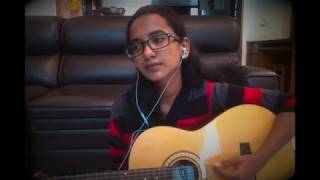 Let her go cover - Passenger - Madhurika Moorthy