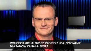 NBA 2013 FINALS - Wojciech Michałowicz, prosto z USA po meczu nr 6