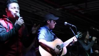 te quiero aquí -  Antología Cris y Juli (Manizales pop 2015)
