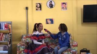 TV VILA  ENTREVISTA (MARIANA) FESTA JUNINA-2017