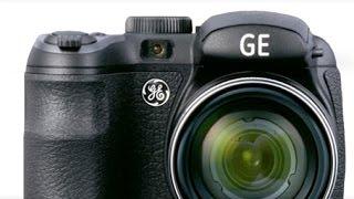 Câmera Fotografica GE 500x